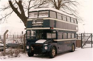 810, Routemaster 5RM NVS 855